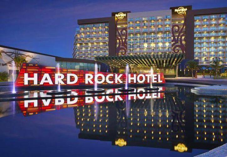 El hotel Hard Rock Cancún destaca por los servicios de alta calidad que ofrece a sus huéspedes. (Cortesía)