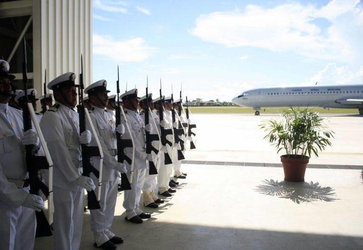 La Semar aseguró contar con patrones de vigilancia en todo el Mar Caribe. (Harold Alcocer/SIPSE)