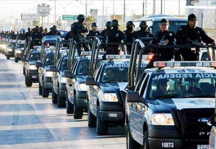 Las bases de las fuerzas federales estarán en Nezahualcóyotl, Valle de Bravo, Cuautitlán, Ecatepec y Chalco. (Agencias/Foto de archivo)