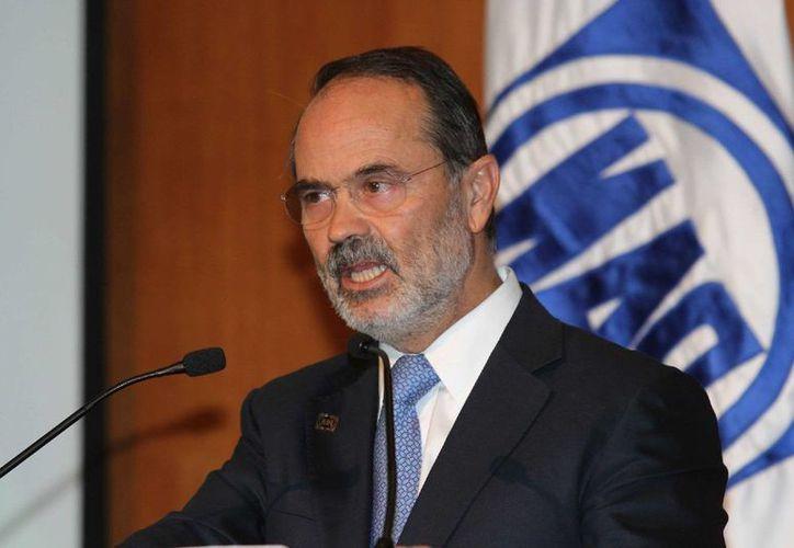 Madero declaró que 'mediante las reformas secundarias se ensanche la idea del Estado democrático'. (Notimex/Archivo)