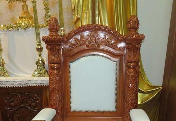 Agustín Chávez pidió que al desocuparse los muebles, regresen a su ciudad natal, para que sean expuestos como una reliquia en Pátzcuaro. (Notimex)