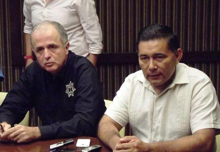 Rodolfo del Ángel Campos es el nuevo subsecretario de Ejecución de Penas y Medidas de Seguridad de la Secretaría de Seguridad Pública. (Gerardo Amaro/SIPSE)