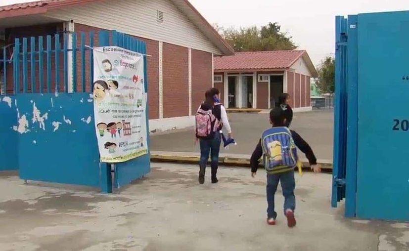 Además de los detectores de armas, se colocarán botones de pánico en las escuelas. (Foto: El Horizonte)