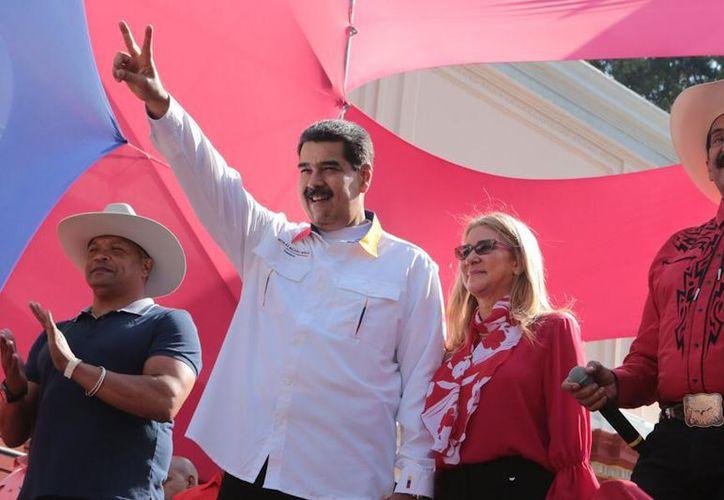 Maduro mantiene un enfrentamiento con la Asamblea Nacional, a la que declaró en desacato. (Foto: Twitter/@NicolasMaduro)
