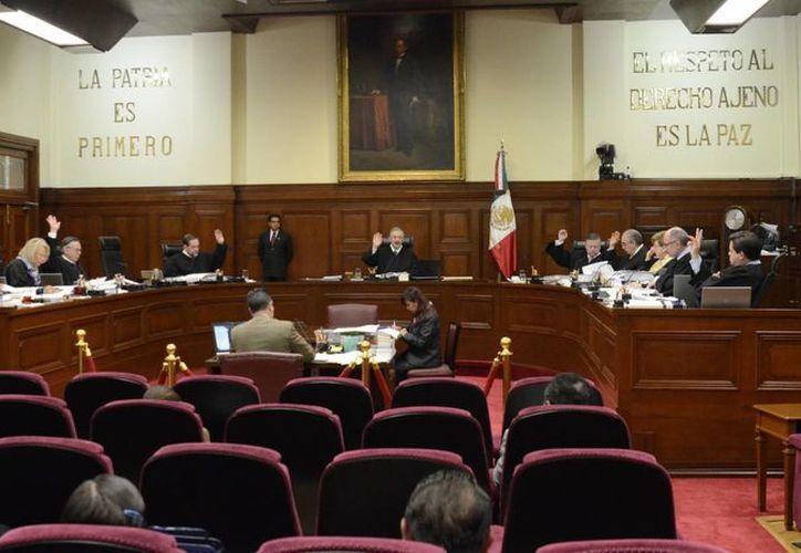 La Corte determinó que Oaxaca deberá unificar sus leyes a lo establecido en la Reforma Constitucional en materia educativa. (Notimex)