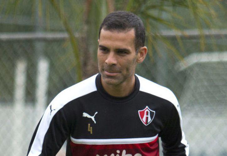El jugador se prepara para la selección mexicana. (marca.com)