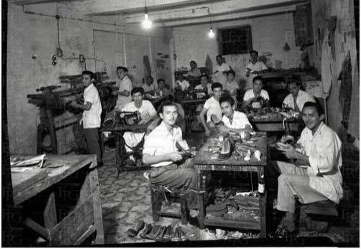 Muchos de los oficios que antes eran comunes en Mérida están al borde de la extinción.  (Sergio Grosjean/SIPSE)