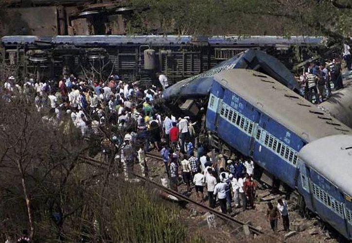Las autoridades indias indicaron que las familias de las víctimas recibirán una compensación. (AP)