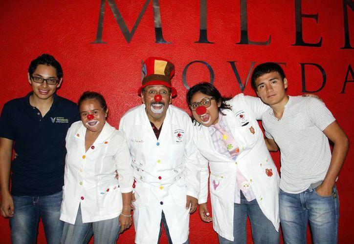 """La Asociación """"Los Doctores del Humor"""" realizarán el evento en la Plaza Grande el 7 de mayo. (SIPSE)"""