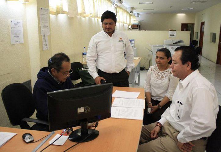 El Ministerio Público da seguimiento puntual a las denuncias contra ex funcionarios municipales. (Harold Alcocer/SIPSE)