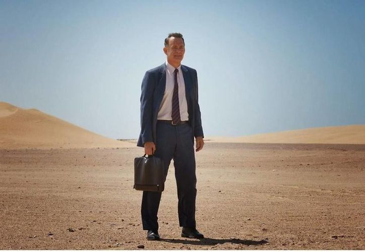La película transcurre pasiva y tranquila, con buena fotografía de Frank Griebe. (Contexto/Internet)