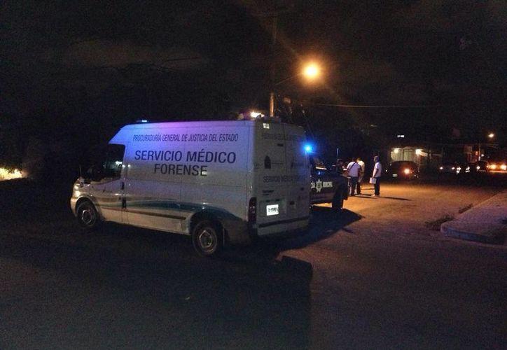 Tres personas del sexo masculino fueron baleadas la noche de hoy en Cancún. (Redacción/SIPSE)