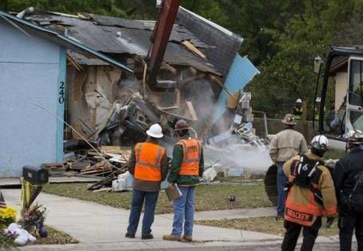 Una empresa de demoliciones recibió 6,000 dólares por un trabajo que al final no hizo. (elmundo.es)