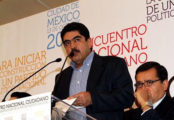 """Manuel Espino dijo que la corrupción """"es un monstruo de mil cabezas. (Archivo/Notimex)"""
