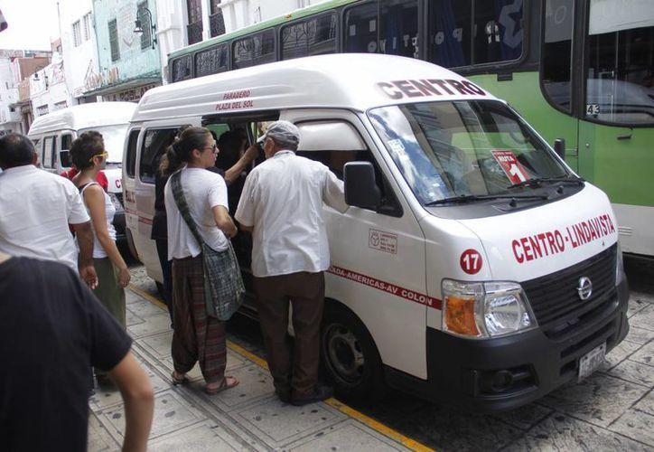 Las nuevas unidades brindan una mayor comodidad a los pasajeros. (Milenio Novedades)