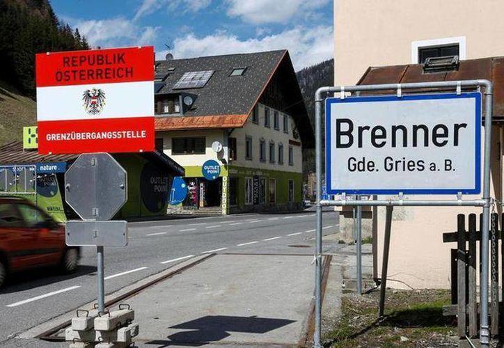 Brennero, una de las zonas poblaciones de la frontera entre Italia y Austria, sería uno de los puntos por los que atravesaría la valla contra indocumentados. (lastampa.it)