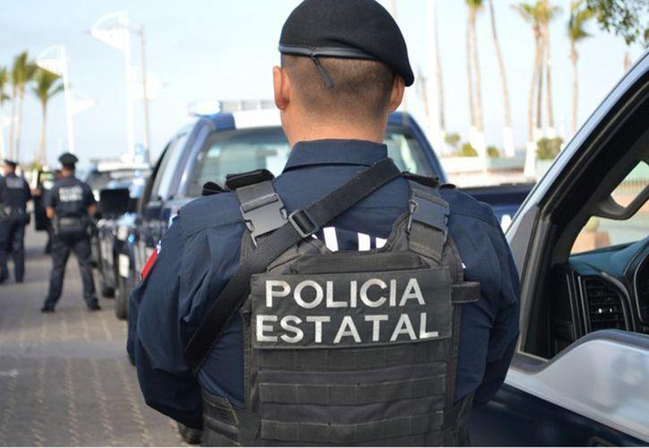 El salario promedio de los policías municipales en México es de $9,236 pesos al mes. (Redacción/SIPSE)