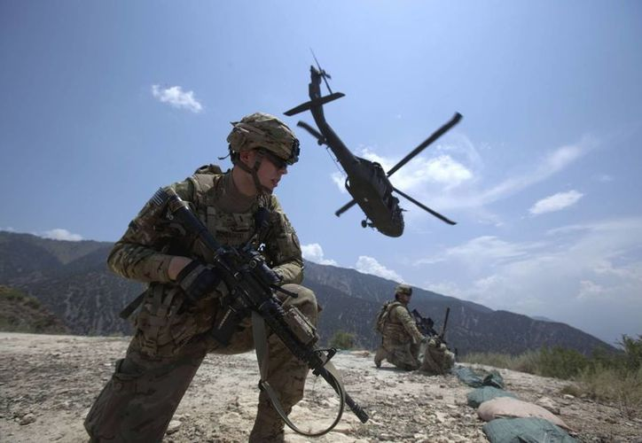 EU discute con Afganistán si la presencia de sus tropas se condicionaría a la ley local. (Archivo/Agencias)