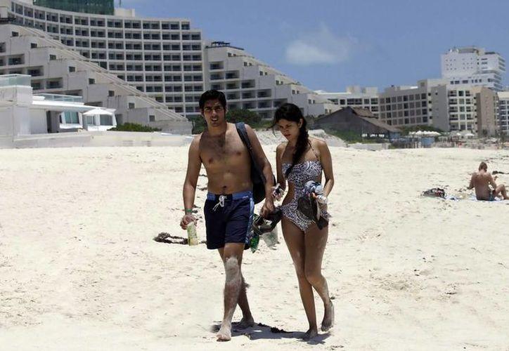 Cancún continúa estando en la preferencia de los mercados estadounidense y canadiense. (Cortesía/SIPSE)