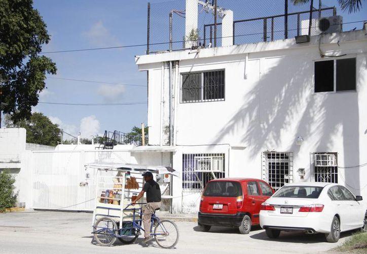 La planta está ubicada en la avenida Chichén Itzá por calle Uaxactún en la Supermanzana 97. (Tomás Álvarez/SIPSE)