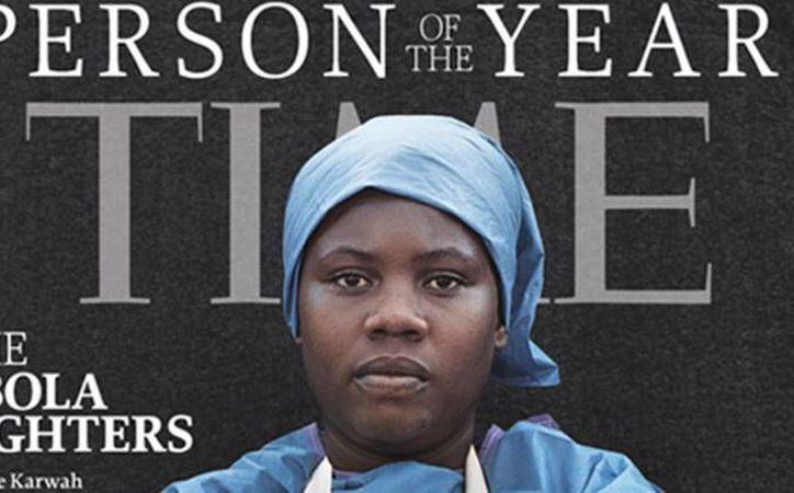 Salome Karwah se convirtió en un símbolo de la lucha contra el ébola en África. (Actualidad RT)