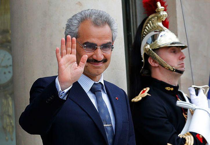 El príncipe fue arrestado el pasado noviembre en una operación anticorrupción. (RT)