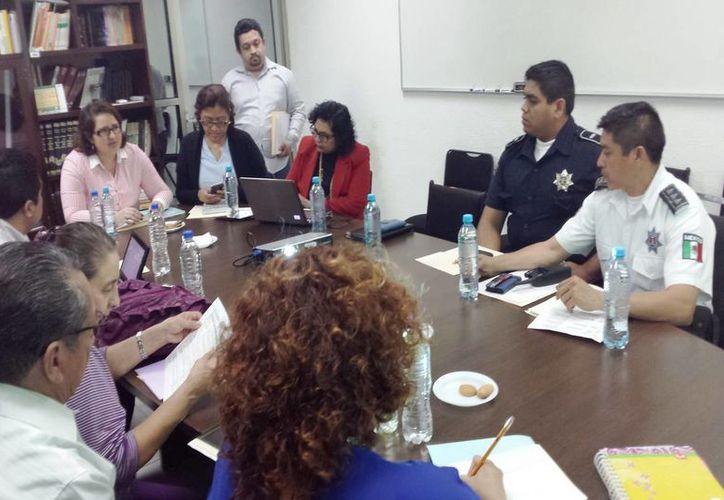 Realizan reuniones similares en Cancún y Playa del Carmen. (Redacción/SIPSE)