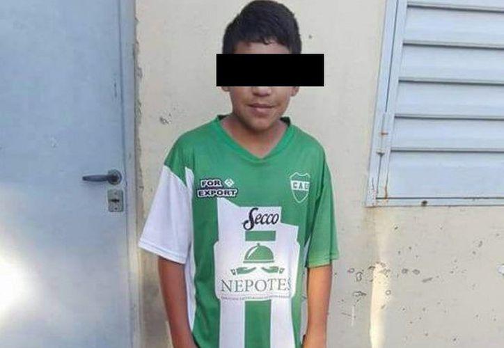 Denuncian el asesinato de un niño de 12 años. (@ANDHES_org)