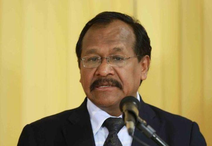 El secretario general del PRD dijo que respetará el resultado de este ejercicio. (Archivo/Notimex)