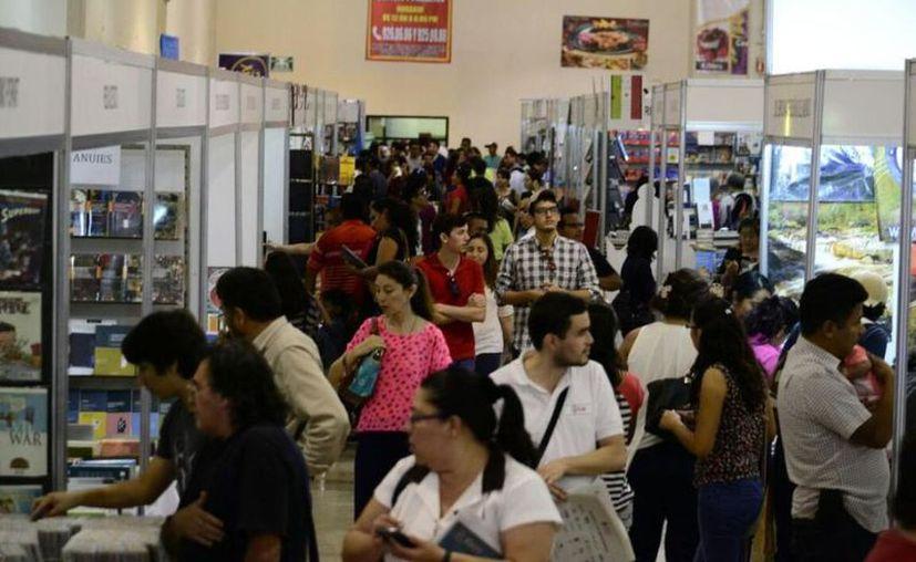 74 actividades integran el programa que la Sedeculta desplegará en la Feria. (Archivo/Sipse)