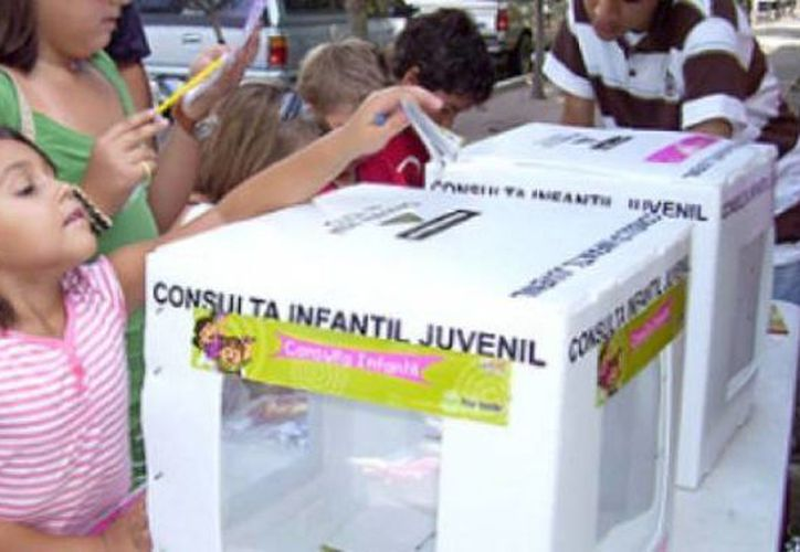 En la consulta participarán niños de 6 a los 9 años, de los 10 a los 13 años y de los 14 a los 17 años.