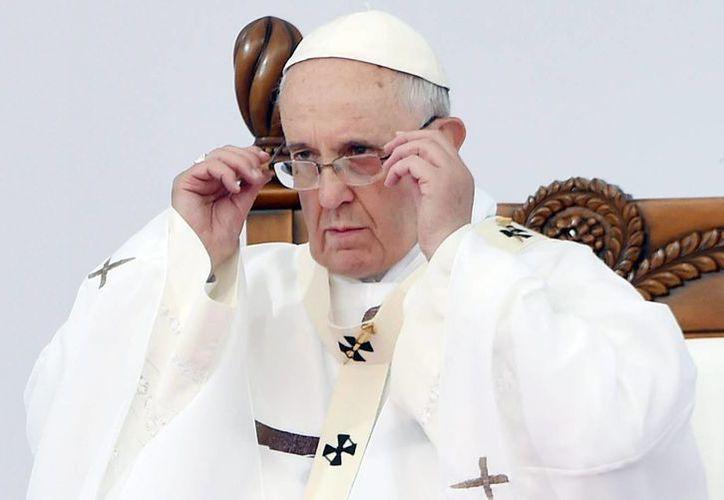 El Papa Francisco tomó la decisión de nombrar al sacerdote Gerardo Díaz Vázquez como obispo de Tacámbaro. (Archivo/EFE)