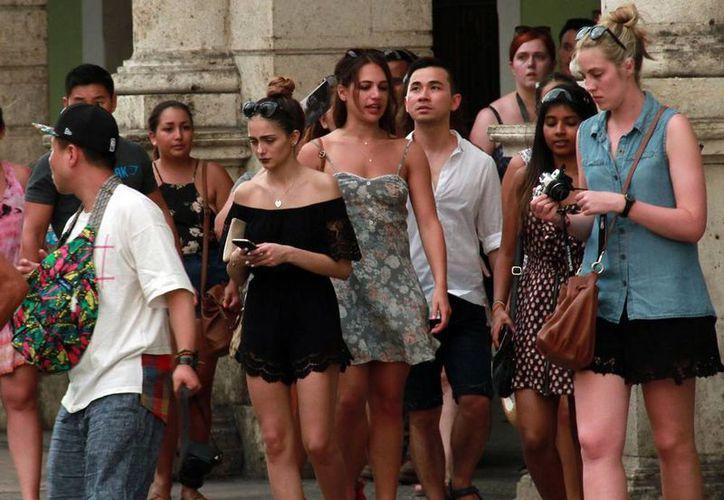 Los visitantes tienen cada vez más alternativas de hospedaje en Yucatán, ya no sólo en los hoteles tradicionales, sino en la llamada economía colaborativa: particulares que ofrecen espacios. (Milenio Novedades)