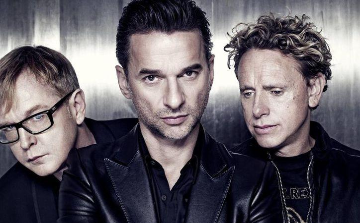 La agrupación realizará una gira internacional para promocionar el nuevo disco a principios del 2017.(Foto tomada de Facebook/Depeche Mode)