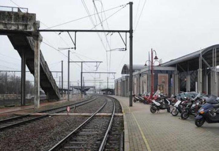 El descubrimiento suprimió la circulación de 40 trenes. (René Breny - Le Soir)