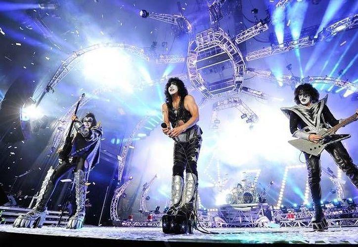 Kiss es la banda principal del Hell & Heaven Metal Fest.(facebook.com/KISS)