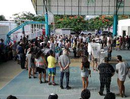 Casilla especial en Tulum la más concurrida en apertura