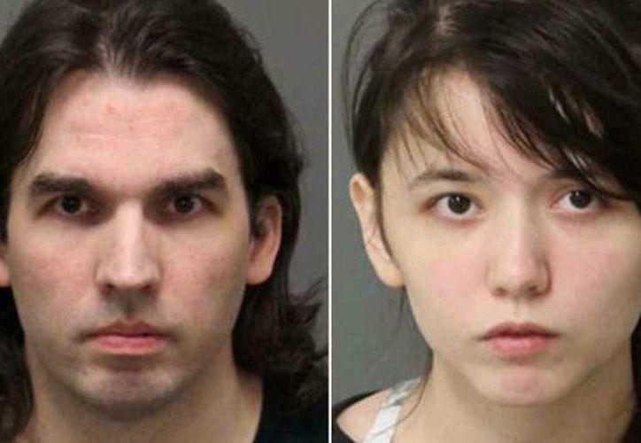 El hombre de 45 años y su hija fueron acusados de incesto; fueron encontrados sin vida el viernes por la mañana. (Foto: Radio Fórmula)