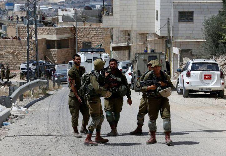 Desde 2015, los palestinos han matado a unos 50 israelíes, dos estadounidenses de visita y una turista británica. (Milenio)