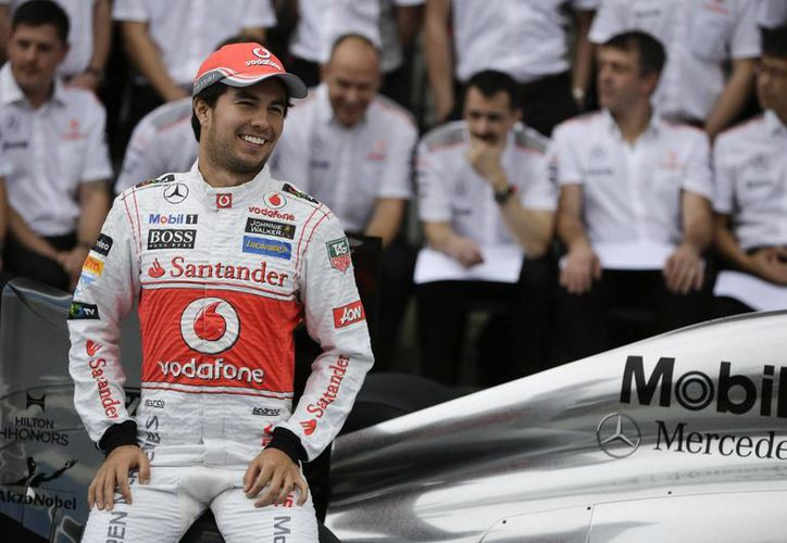 'Checo' Pérez aseguró que su mente aun está en la F1. (Foto: Agencias)