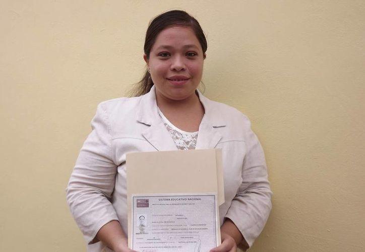 Bajo el sistema de educación no escolarizada, se entregan al mes aproximadamente mil certificados. (Redacción/SIPSE)