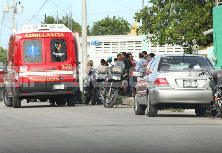 La tragedia tuvo lugar en la colonia Canto, de Mérida. (M. González/SIPSE)