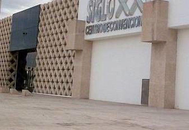 El Centro de Convenciones Siglo XXI tendrá mucha actividad este año. (Milenio Novedades)