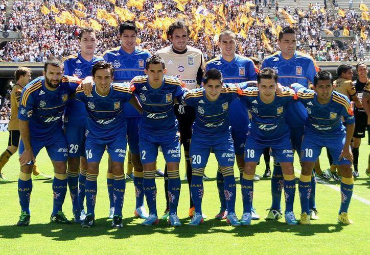 Tigres es la escuadra a vencer en la liguilla del Torneo Clausura 2013. (Agencias)