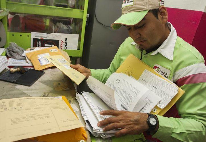 El cartero es la figura principal de Correos de México. (radiza.com)