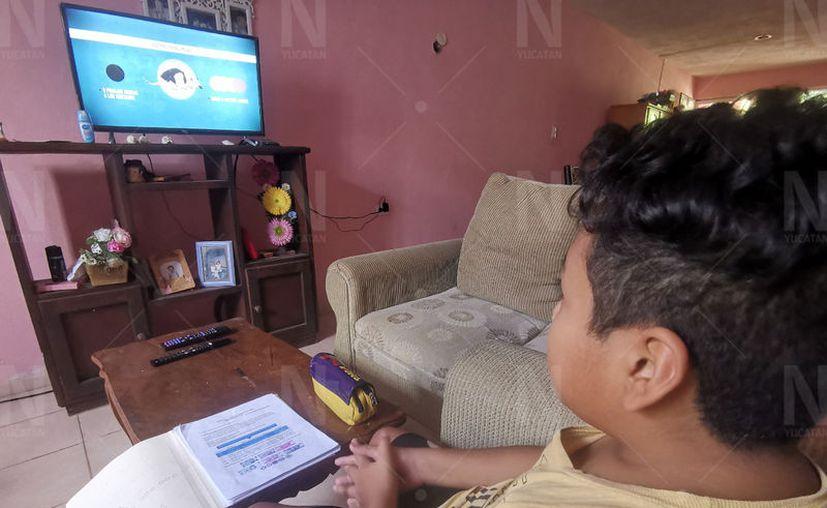 No todos los hogares yucatecos cuentan con buena conectividad. (José Acosta/Novedades Yucatán)