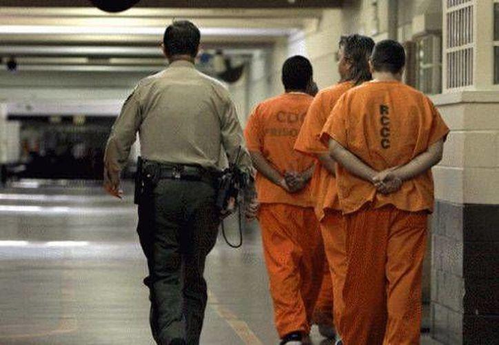 """Mohammed """"Mo"""" Martínez presuntamente reclutó internos de prisiones federales. (Agencias)"""