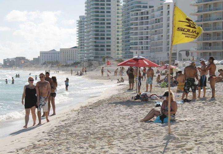 De 86 centros de hospedaje de Cancún, sólo el Real Resort está avalado. (Jesús Tijerina/SIPSE)