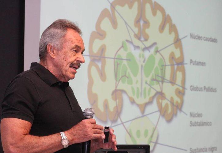 René Drucker Colín, secretario de Ciencia y Tecnología del DF, asegura que este país no sería lo que es si no fuera por la UNAM  (uv.mx)