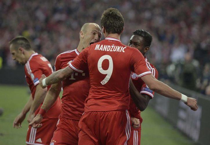 Bayern gana su quinta 'orejona'. (Foto: Agencias)